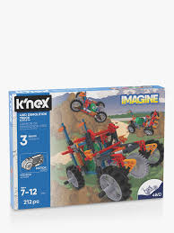 100 Demolition Truck KNex 13026 4WD Building Set At John Lewis Partners