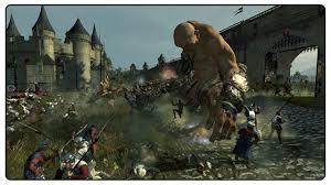 total siege epic bretonnian siege total war warhammer gameplay