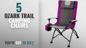 Top 5 Ozark Trail Camping Chairs [2018]: Ozark Trail Ultra High Back  Folding Quad Camp Chair, Folding Chair Charcoal Seatcharcoal Back Gray Base 4box Gsa Skilcraf 6 Best Camping Chairs For Bad Reviewed In Detail Nov Kingcamp Heavy Duty Lumbar Support Oversized Quad Arm Padded Deluxe With Cooler Armrest Cup Holder Supports 350 Lbs 2019 Lweight And Portable Blood Draw Flip Marketlab Inc Adjustable Zanlure 600d Oxford Ultralight Outdoor Fishing Bbq Seat Hercules Series 650 Lb Capacity Premium Black Plastic Steel Bag Lawn Green Saa Artists Left Hand Table Note Uk Mainland Delivery Only The According To Consumers Bob Vila
