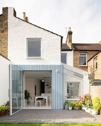 100 Architecture Of House Before And After A Rear Extension Opens This To The