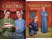 Lopsided Christmas Cake 2 Book Series