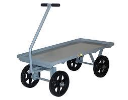 100 Wagon Truck Little Giant CH244812MR Steel HeavyDuty 3500 Lbs
