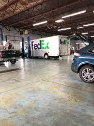 FedEx Just Rolled Into My Ford Dealership! According To My Service ...