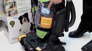 bissell total floors pet vaccum youtube
