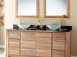Teak Bathroom Shelving Unit by Bathroom Whitewash Bathroom Vanity 37 458854 60 Teak Vanity