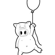 Farm Animal Coloring Pages Free Animals