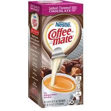 NestleR Coffee MateR Creamer Salted Caramel Chocolate 375 Oz