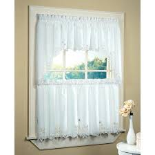 Kitchen Curtains Valances Patterns by Valance Kitchen Curtains At Sears Also Trends With Pictures