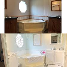 55 Cozy Small Bathroom Ideas For Your Remodel An In Depth Mobile Home Bathroom Guide Mobile Home Living
