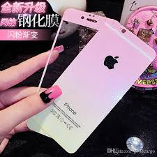 Front Back Gradual Change 3D Curved 9h Tempered Glass Screen
