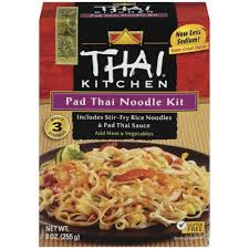 Thai Kitchen Stir Fry Rice Noodles Original Pad Thai