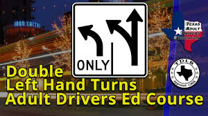 100 Truck Driving Schools In Dallas Tx Double Left Turns Better Texas YouTube