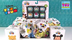 Nightmare Before Christmas Bath Toy Set by Disney Tsum Tsum Nightmare Before Christmas Palooza Opening Toy