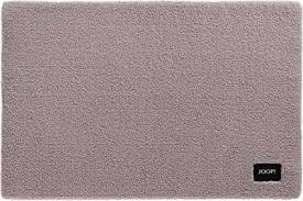joop basic badteppich i 70x120cm i farbe basalt joop