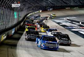 NASCAR Truck Series Set To Take On High Banks Of Bristol | Sports ...
