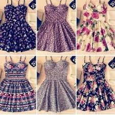 Cute Tumblr Dresses For Summer