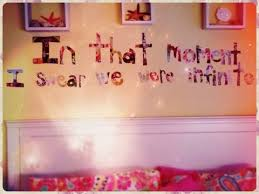 DIY Room Decor Quote Cutout By Niki