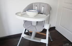 chaise haute beaba test chaise haute up beaba design moderne hauteur 4