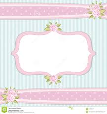Shabby Chic Wallpaper Border