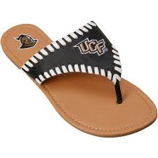 UCF Knights Womens Whip Stitch Sandals