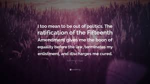Rutherford B Hayes Quote I Too Mean To Be Out Of Politics