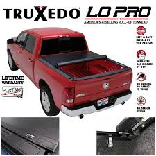 100 F 150 Truck Bed Cover Truxedo Lo Pro QT Roll Up Tonneau Its 20152019 Ord 55