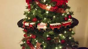 Xmas Tree Train From Walmart