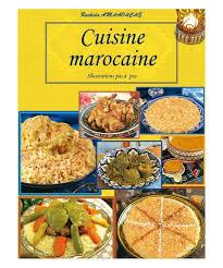 livre de cuisine marocaine cuisine marocaine