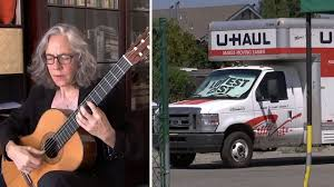U-Haul Stolen With Oakland Music Teacher's Instruments And Life Inside