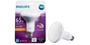 green deals grab a six pack of philips br30 dimmable led lights