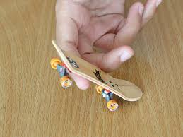 Tech Deck Finger Skateboard Tricks by Fingerboards And Tech Decks How To Articles From Wikihow