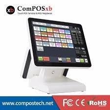 caisse bureau syst m 15 pouce écran tactile pos système ordinateur moniteur