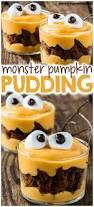 Pumpkin Spice Jello Playdough by Monster Pumpkin Pie Pudding Parenting Chaos