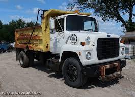 1985 Ford 8000 Dump Truck   Item DD1672   SOLD! October 26 C...