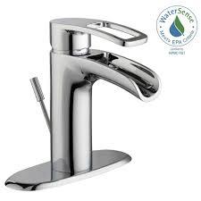 Glacier Bay Bathroom Faucets Instructions by Glacier Bay Kiso 4 In Centerset Single Handle Low Arc Bathroom
