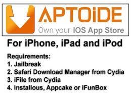 Aptoide for IOS iPhone iPad iPod