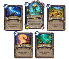 Murloc Deck Shaman Or Warlock by Blizzard U0027s Latest Reveal Paves The Way For Powerful Elemental