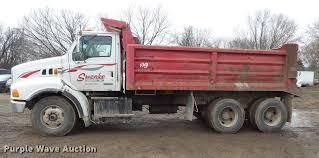 100 Trucks For Sale Mn 2002 Sterling L8500 Dump Truck Item DB8019 SOLD Decembe