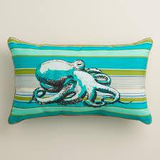 Decorative Outdoor Lumbar Pillows by Octopus Outdoor Lumbar Pillow World Market