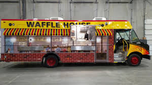 100 Waffle Truck House Launches Food Truck