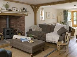 Unusual Inspiration Ideas Cottage Living Rooms 3 Country Room Inglenook Fireplace