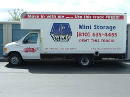 100 Truck Rentals For Moving Rental Swartz Creek Mini Storage