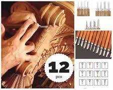 wood carving kit ebay