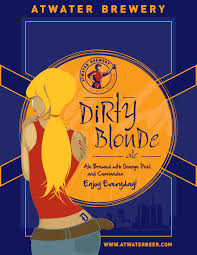 Cerveja Brooklyn Pumpkin Ale by Dirty Blonde A Wheat Ale With Orange Peel And Coriander