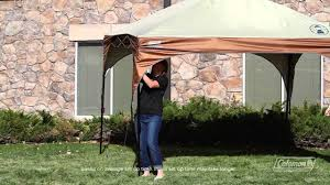 Coleman® Instant Canopy - YouTube Instant Canopy Tent 10 X10 4 Leg Frame Outdoor Pop Up Gazebo Top Ozark Trail Canopygazebosail Shade With 56 Sq Ft Design Amazoncom Ez Up Pyramid Shelter By Abba Patio X10ft Up Portable Folding X Zshade Canopysears Quik The Home Depot Aero Mesh White Bravo Sports Tech Final Youtube Awning Twitter Search Coleman X10 Tents 10x20 Pop Tent Chasingcadenceco