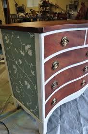 Chic Painted Dresser Redo