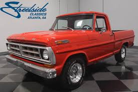 1972 Ford F-100 Ranger For Sale #68013 | MCG Two Tone 1972 Ford F100 Sport Custom Pickup Truck For Sale Ranger 68013 Mcg F600 Salvage Truck For Sale Hudson Co 253 Awesome F250 360 V8 Restored Classic Pickup 1970 Napco 4x4 Tow Ready Camper Special Price Drop Xlt Short Box F 100 Volo Auto Museum Autolirate 1975 150 1959 Cadillac Coupe De Ville Fseries Wikiwand Stock 6448 Near Sarasota