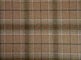 Fabric For Curtains Uk by 100 Wool Tartan Plaid Sage Oatmeal Fabric Curtain Upholstery