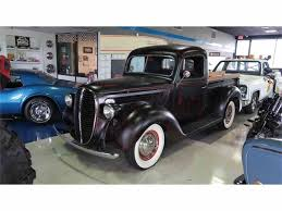 1938 Ford Pickup For Sale | ClassicCars.com | CC-989256 1938 Ford Custom Pickup Truck 90988 Restored 1931 Model A Ford Ice Cream Truck Now A Museum Piece 1937 Truck Wicked Hot Rods Pickup V8 85 Hp Black W Green Int For Sale 2068076 Hemmings Motor News Paint Chips Sale Classiccarscom Cc814567 Stored 50 Years To 1940 On S286 Houston 2013 38 Hood Chopped Hotrod Youtube