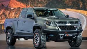 100 Concept Trucks 2014 DieselPowered Chevrolet Colorado ZR2 Crawls Into LA